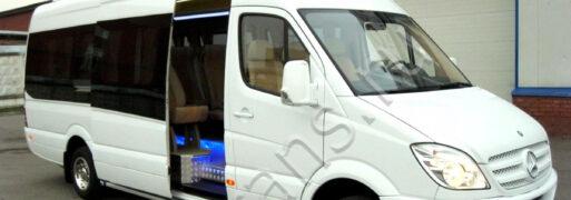 Аренда микроавтобуса Заказать Микроавтобус аэропорт Симферополь КрымСпецТранс +7978 88 978 18