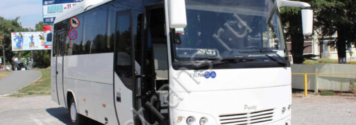 Автобус для перевозки детей - фото
