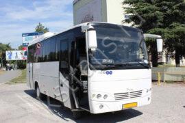 Автобус для перевозки детей - фотография