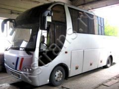 Автобус для перевозки детей - Исузу - фото