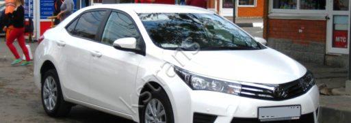 Прокат авто Тойота - фото