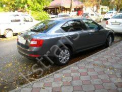 Такси Симферополь - Ялта Шкода Октавиа - фотография