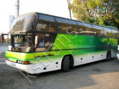 Аренда автобуса Неоплан - картинка