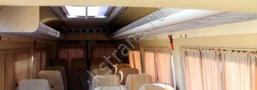 Заказ микроавтобуса для перевозки людей - фото