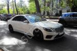 Аренда авто на свадьбу Мерседес w222
