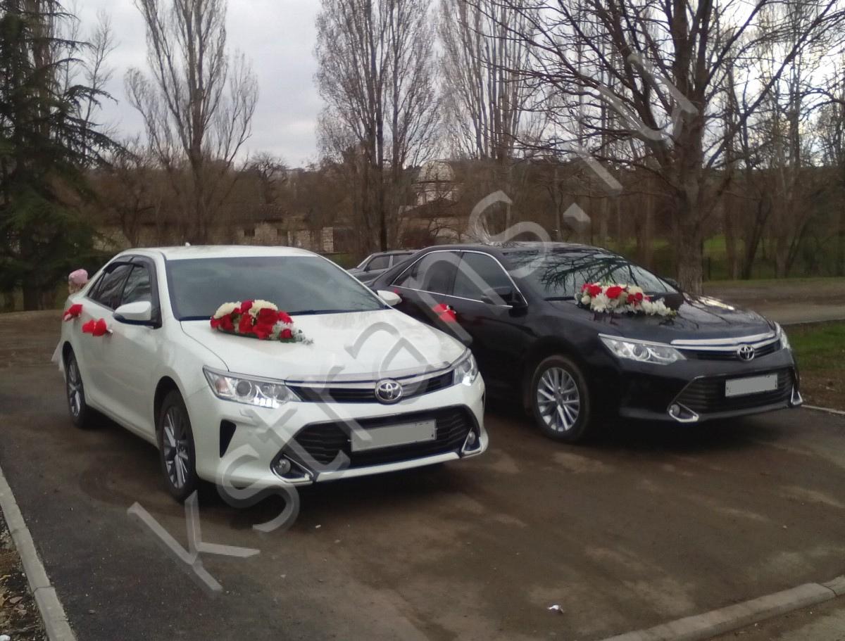 Аренда авто на свадьбу - Тойота Камри