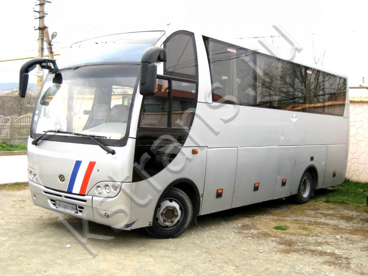 Аренда автобуса 30 пассажирских мест - автобус Исузу