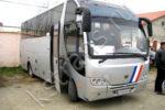 Аренда автобуса цена Эконом - автобус Исузу