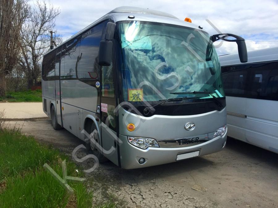 Аренда автобуса для детей Хайгер - фото