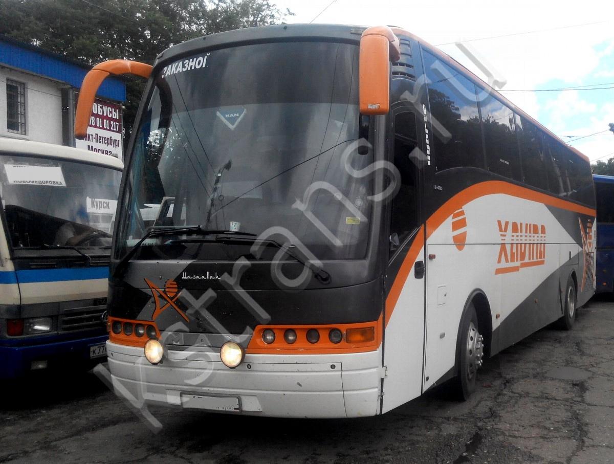 Аренда автобуса для экскурсии по Крыму