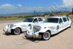 Белый лимузин - ретро Экскалибур на 6 мест