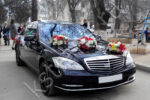 Машины на свадьбу в Симферополе - Мерседес 221