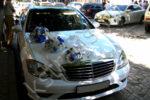 Свадебные авто Мерседес w221