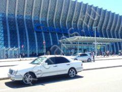Трансфер Симферополь - Ялта - Мерс - фото