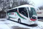 Заказ автобуса в Крыму