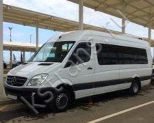 Аренда микроавтобуса в Крыму. Условия аренды