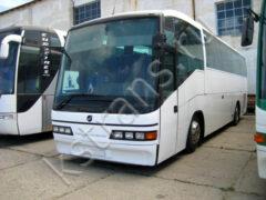 Заказ автобуса в Крыму -фотография