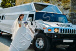 Свадебный Хаммер лимузин на 20-25 мест