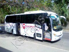 Заказать автобус в Крыму Хайгер