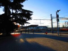 Симферополь вокзал - фотография