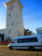 Заказ микроавтобуса Симферополь вокзал - Ялта - картинка