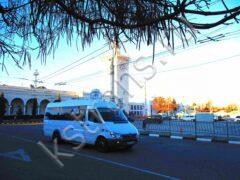 Заказать микроавтобус Ялта - жд вокзал Симферополь - фото
