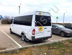Организованная перевозка детей автобусами - фото