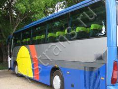 Заказ автобуса Севастополь - Месрседес - фото