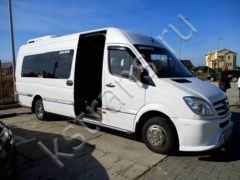 Заказ микроавтобуса на свадьбу - картинка