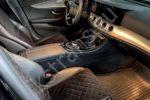 Водитель авто Мерседес w213 - картинка